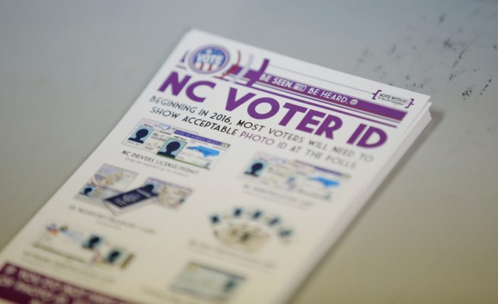 North Carolina asks Supreme Court to restore voter ID law