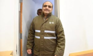 Mohammed El-Halabi. /Reuters