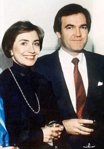 The FBI found that a week before Vince Foster's suicide, Hillary held a meeting at the White House with Foster and other top aides during which she berated the lawyer.