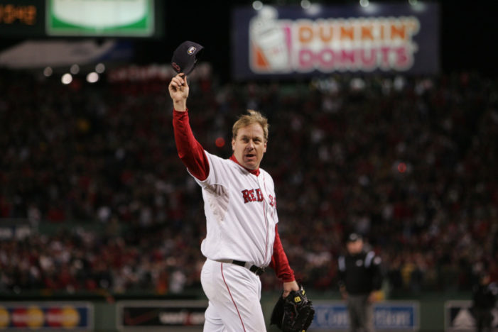 Ex-Red Sox star Curt Schilling considers run against 'nightmare' Elizabeth Warren
