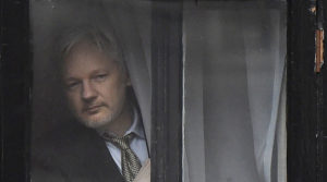 WIkiLeaks founder Julian Assange. /Reuters
