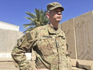Lt. Gen. Sean MacFarland. /AP