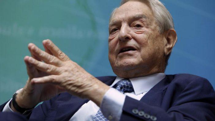 Leaks reveal Soros organizations' efforts to mask anti-Israel agenda