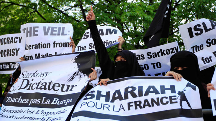 Author: The 'quiet conquest' of Europe is well underway