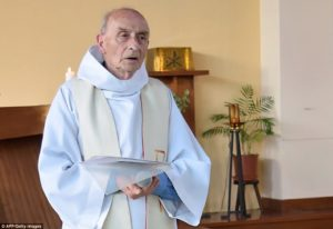 Father Jacques Hamel.