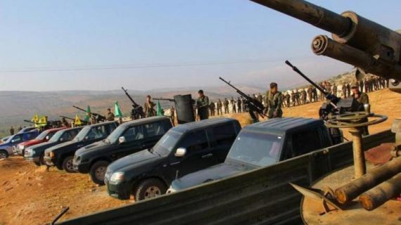 Kurdish forces vow 'no retreat' from 'our own land' as Turkey invades Syria