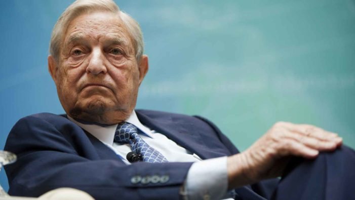 Soros documents reveal plan to expand Democrat base by 10 million voters