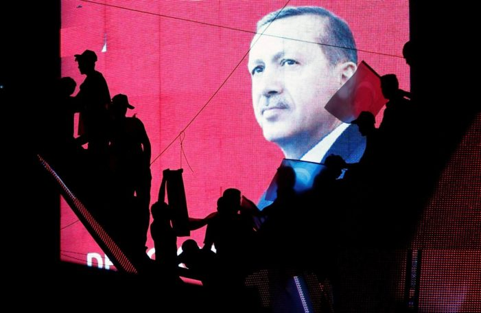 Turkey, once a staunch NATO ally, enters uncharted waters under strongman Erdogan