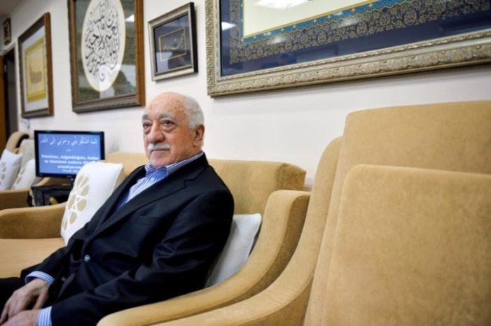 Turkey cites 'positive signals' from U.S. on extraditing Gulen