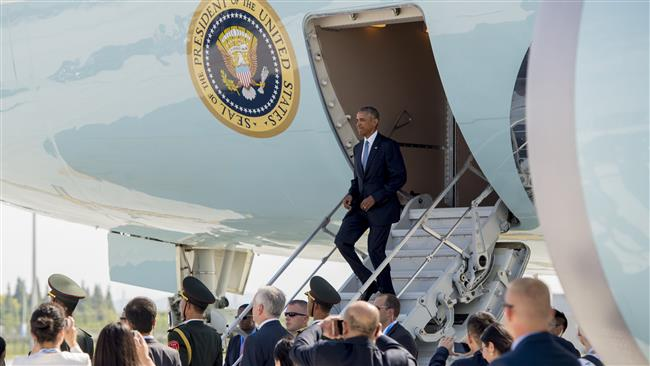 'Straight-up snub': China rolled out red carpets for other G20 leaders, but not Obama