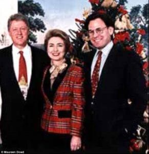 Sidney Blumenthal advised Bill Clinton during his presidency before joining Hillary Clinton's team.