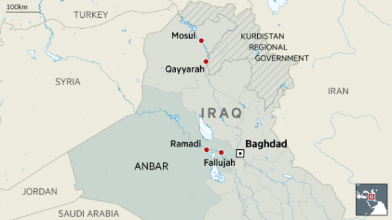 ISIL rocket fired at U.S. troops in Iraq may have contained mustard gas