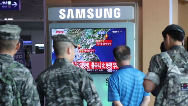 East Asia on edge: Fifth North Korean test raises specter of nuclear missile terrorism