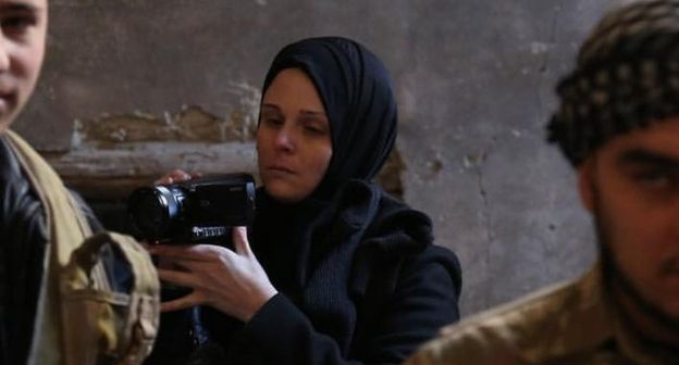 American journalist arrested in Turkey after exiting Syria