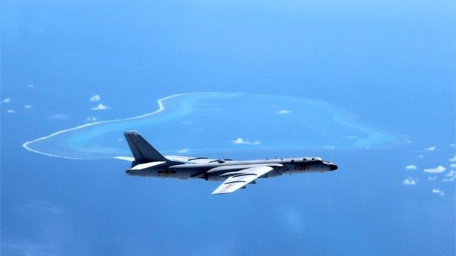 Japan scrambles jets as China flies near disputed islands