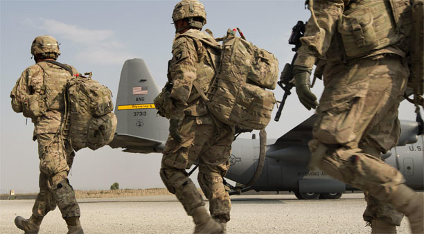 U.S. sends 615 more troops to Iraq as Mosul battle looms