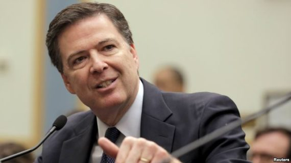 FBI director warns that defeating ISIL won't end terror threat
