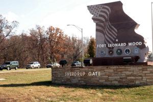 Fort Leonard Wood, Missouri. /AP