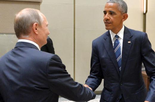 Putin, Obama At G20 Summit