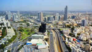 Tel Aviv's hi tech sector is attracting R&D representation by major companies worldwide.