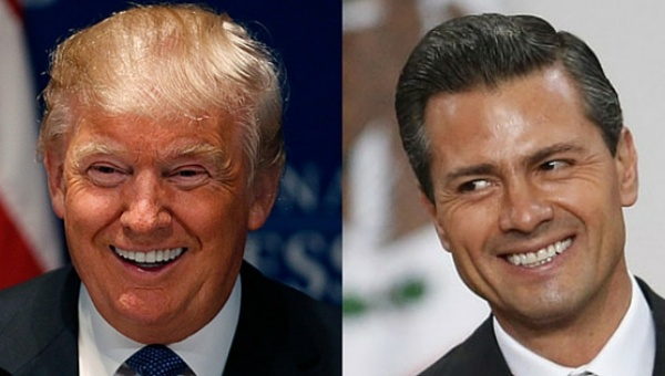 Both Trump and Peña Nieto get the core value of the U.S.-Mexico political equation