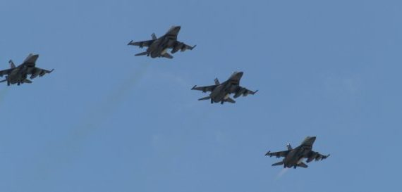 WMD back in Iraq? Pentagon says U.S. planes destroyed ISIL's chemical weapons facility