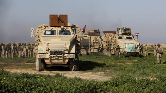 October surprise: Iraq sealing off ISIL supply lines in preparation for assault on Mosul