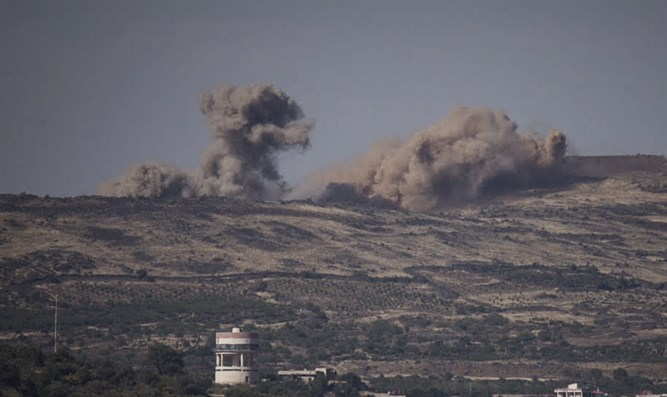 U.S. puts out travel advisory for Golan Heights in Israel