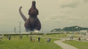Scene from Shin Godzilla. /Toho Co., LTD.