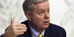 Sen. Lindsey Graham. /AP