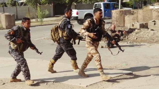 ISIL sought to divert attention from Mosul with attack on Kirkuk