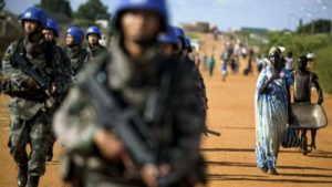 UN peacekeeper presence was 'non-existent' during fighting in South Sudan's capital in July. /AFP
