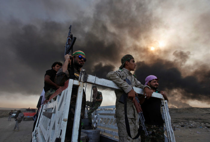 Fleeing ISIL fighters, Iran-backed militia and Turkey are all on collision course in Tal Afar, near Mosul