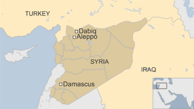 Turkish-backed rebels advance on symbolic ISIL Syrian town of Dabiq