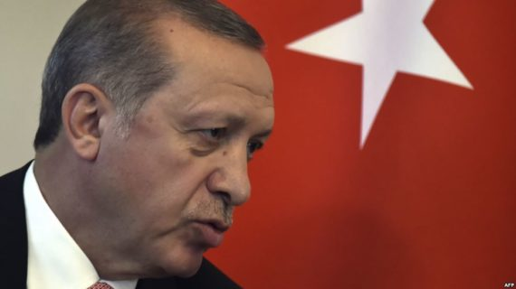 Turkey-Iraq tensions mount as Erdogan puts down Abadi: 'You are not my equivalent'