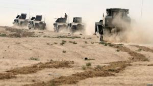 Iraqi special forces operating near Mosul. Turkey's insistence it will join the fight, prompted a call from U.S. President Obama. / Reuters