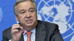 New UN Secretary General faces a world of failed states, 65 million refugees