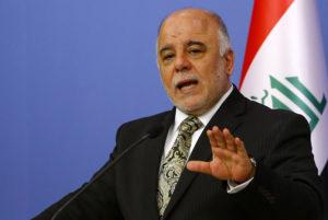 Iraqi Prime Minister Haider al-Abadi. /Reuters