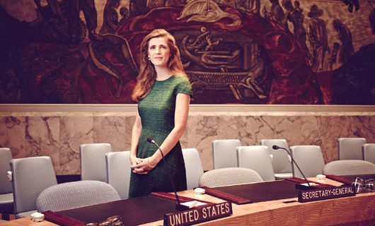 The brilliant Samantha Power's two problems: China and her 'monster' comment about another powerful woman