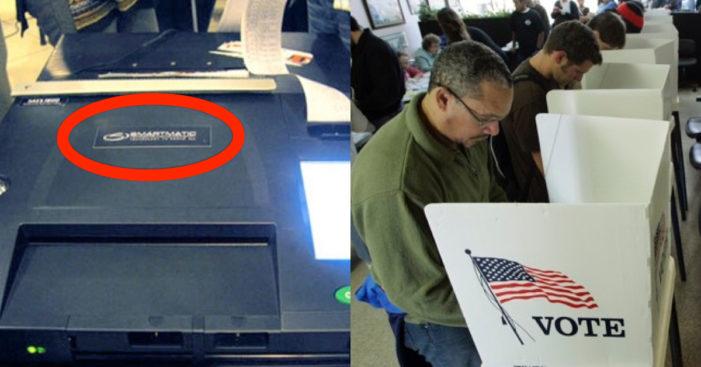 soros voting machine