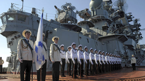 Russian navy plans permanent base in Syria; eyes others in Vietnam, Cuba