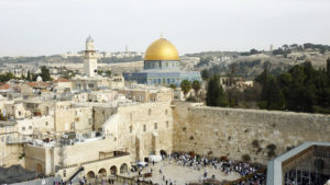 The UN the Western Wall and Temple Mount will be referred to by their Arabic names and the Hebrew terms for the sites will only appear in quotation marks.