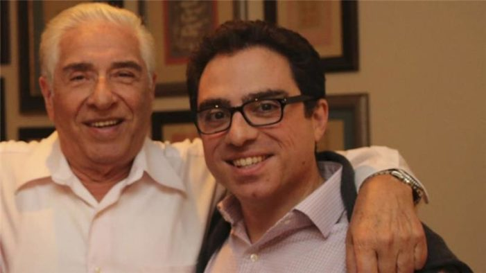 Iran sentences 2 Americans — father and son — to 10 years in prison