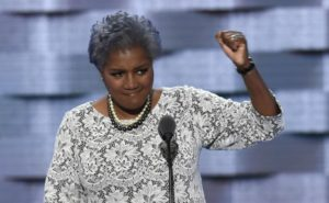 Donna Brazile. /AFP/Getty Images