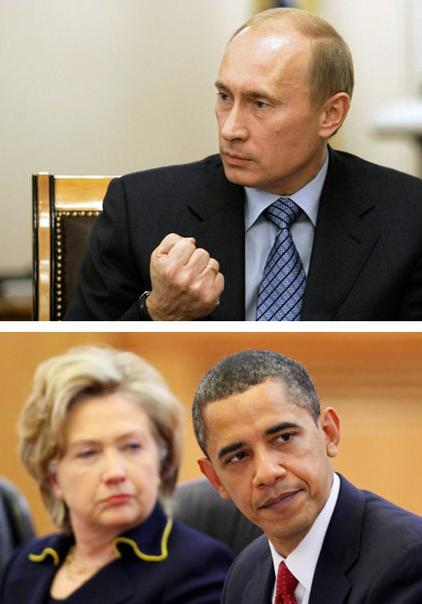 Obama-Clinton takes ties with Moscow from 'reset' to the brink of cyber war