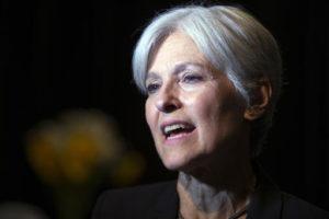 Jill Stein. /AP