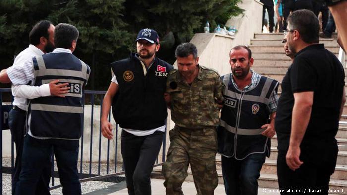 Hundreds of Turkish officers quietly seeking asylum throughout Europe