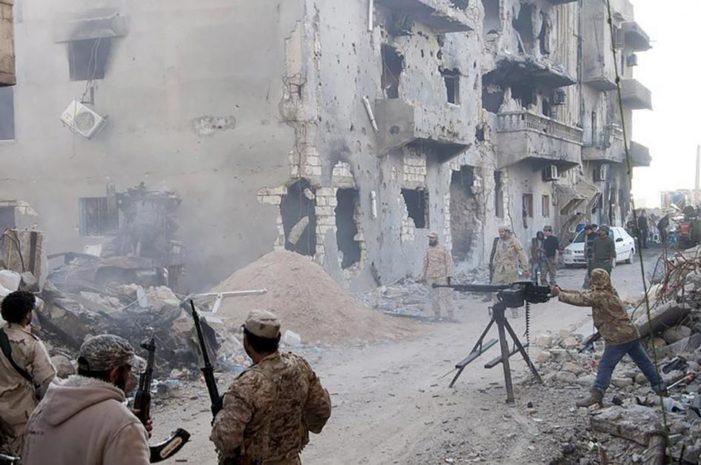 Haftar's east Libya forces drive jihadists from Benghazi, ending 2-year battle