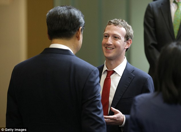 Facebook's Zuckerberg is a team player with the CCP on censorship policies