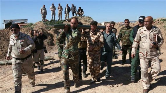 Iran said to have developed Shi'ite proxy force in Iraq for deployment elsewhere